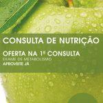 Consulta de Nutrição